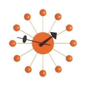 Vitra Ball Seinäkello 33 Cm