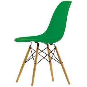 Vitra Eames Dsw Tuoli Classic Green Vaahtera