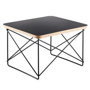 Vitra Eames Ltr Occasional Pöytä Musta
