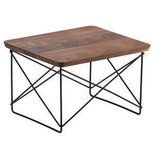 Vitra Eames Ltr Occasional Pöytä Pähkinä Musta
