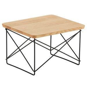 Vitra Eames Ltr Occasional Pöytä Tammi Musta