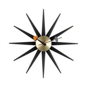 Vitra Sunburst Seinäkello 47 Cm
