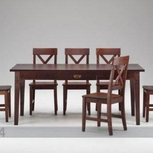 Vl Ruokapöytä Monaco 85x185 Cm
