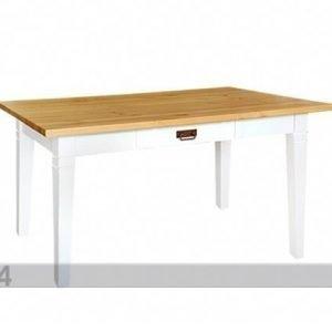 Vl Ruokapöytä Monaco Mänty 85x130 Cm