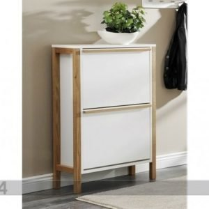 Woodman Jalkinekaappi Northgate Shoe Cabinet 2 Door Compact