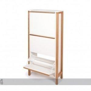 Woodman Jalkinekaappi Northgate Shoe Cabinet 3 Door
