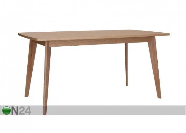 Woodman Jatkettava Ruokapöytä Kensal Dining Table Extending 90x160-200 Cm