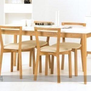 Woodman Ruokapöytä Blanco Dining Table 90x165 Cm