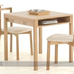 Woodman Ruokapöytä Mayfair Dining Table 80x80 Cm