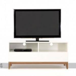 Woodman Tv-Taso Blanco Tv Unit Wide