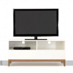 Woodman Tv-Taso Blanco Tv Unit Wide