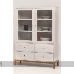 Woodman Vitriinikaappi Rely Highboard Glass Doors