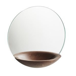 Woud Pocket Mirror Peili S Savustettu Tammi