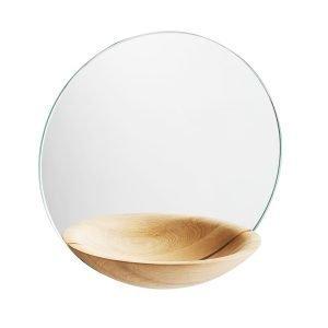 Woud Pocket Mirror Peili S Tammi