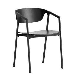 Woud S.A.C Tuoli Musta