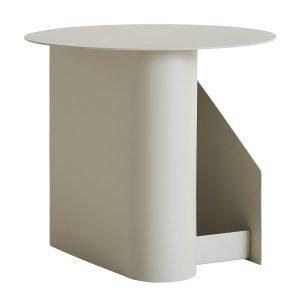 Woud Sentrum Sivupöytä Warm Grey