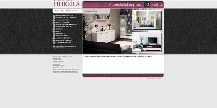 Huonekaluliike Heikkilä Oy
