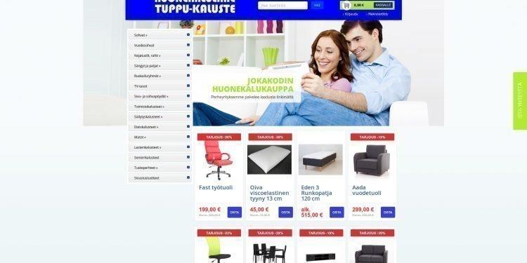 Tuppu-Kaluste